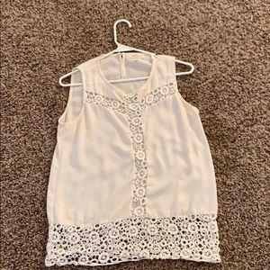 Formal, white blouse